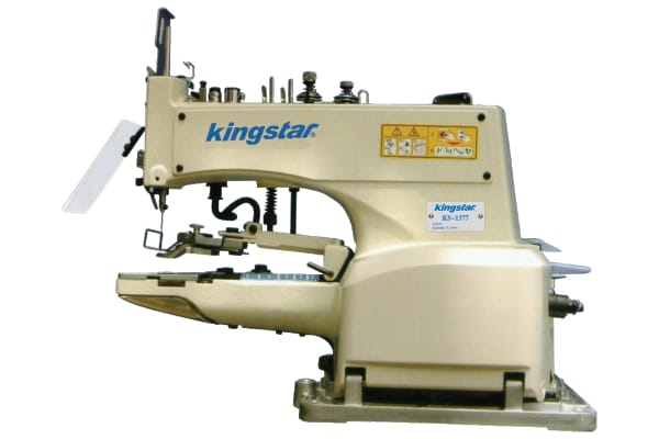 Fixed cycle KS-1377 Single needle sewing ring set deduction machine