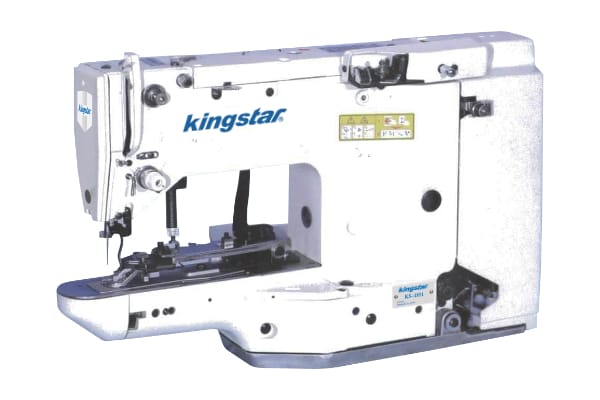 Fixed cycle  KS-1851 High Speed Button Attaching Sewing Machine