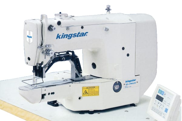 Fixed cycle KS-1900ASS Bartacking machine