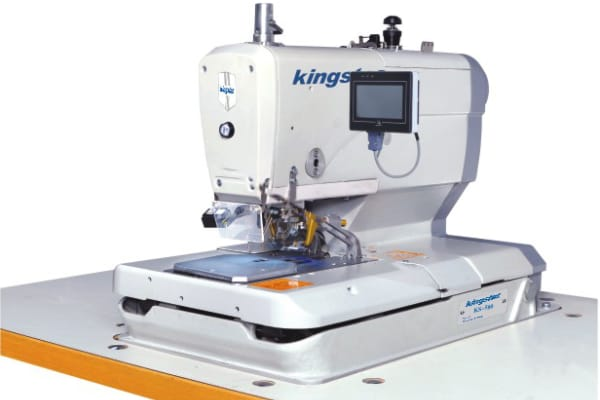 Fixed cycle KS-580 Buttonhole machine
