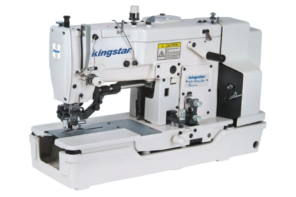 KS-781A/AK Straight buttonholing machine