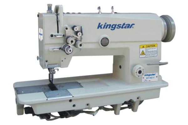 Lockstitch KS-872-5 Double needle feed