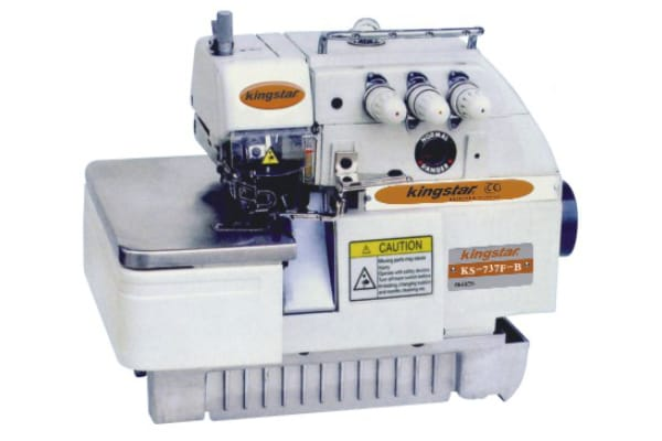 KS-737F-B 3 thread fine-stitch Overlocker