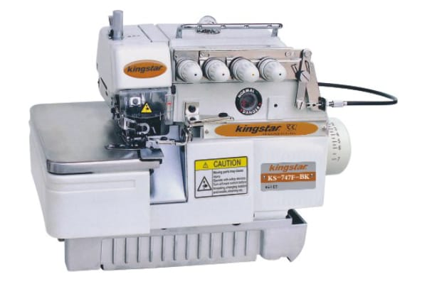 KS-747F-BK Direct drive overlocker