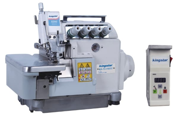KGX52-3 Direct Drive Overlock (With Trimmer)